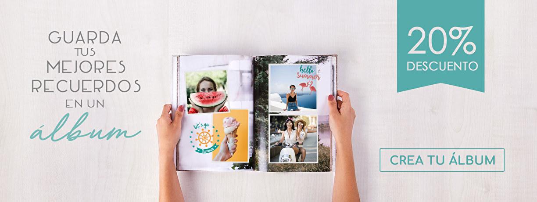 Álbumes y Fotolibros