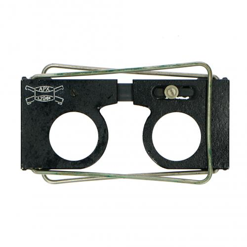 APX stereo viewer mirror