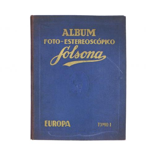 Complete collection of photos estereo Solsona Europe