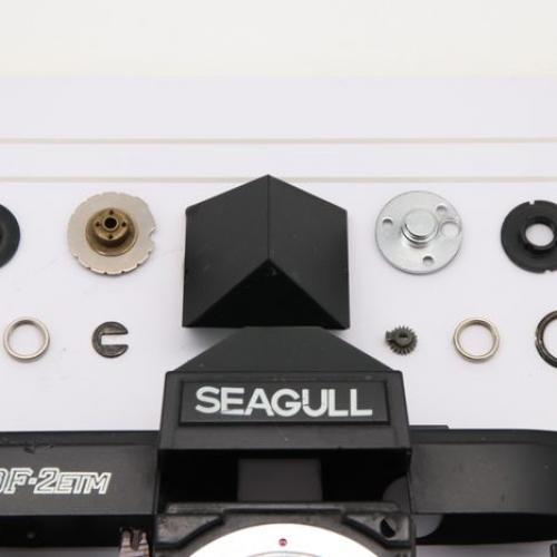 Seagull Camera DF-2ETM removed in frame