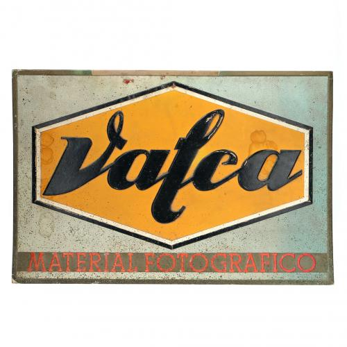 Advertising poster Valca Photography
