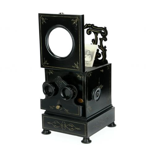Old stereo viewer (to restore) in France
