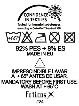 Instructions de lavage