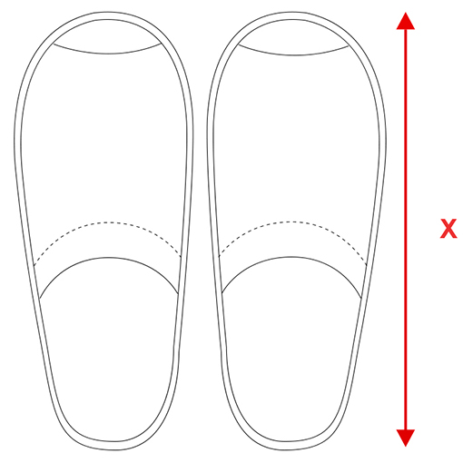 Open Shoe Sizes