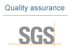 sgs quality - Botella termo Abstracto