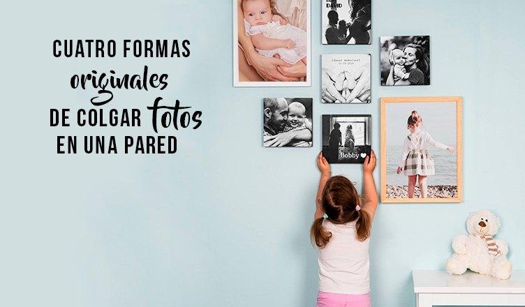 Cuatro-formas-originales-de-colgar-fotos-en-una-pared